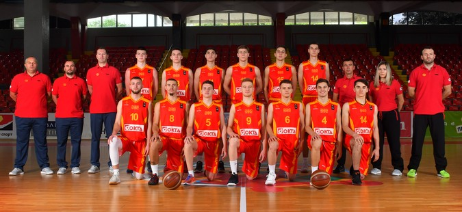 Македонија го совлада Азербејџан на ЕП во Скопје