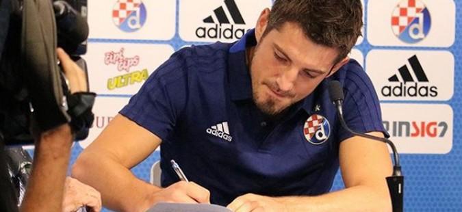 Адеми потпиша нов петгодишен договор со Динамо