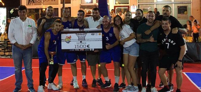 Баду победник на 3х3 турнирот во Гевгелија