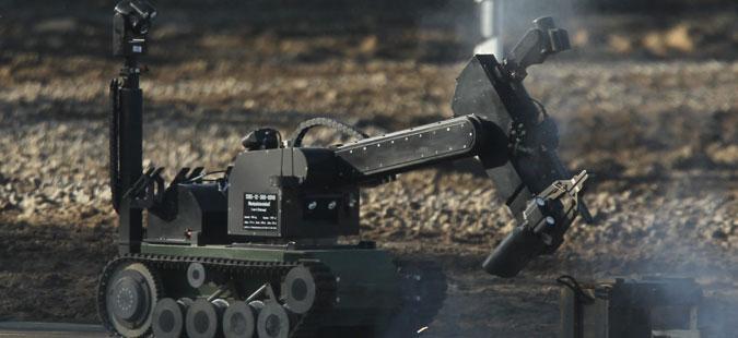 """Во Женева почнува седумдневен собир посветен на """"роботи убијци"""""""
