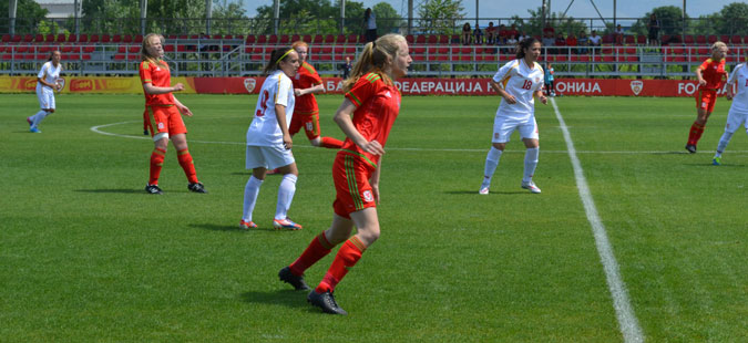 Македонските фудбалерки на контролен дуел со Косово