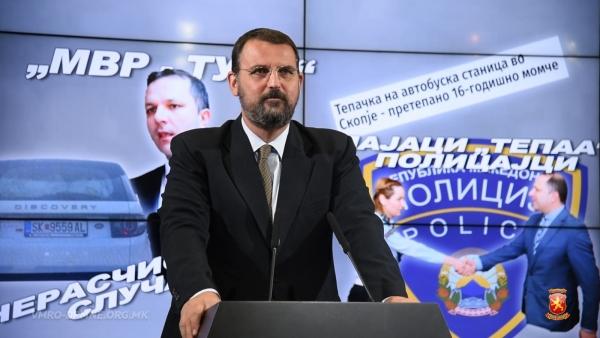 Стоилковски: Оливер Спасовски мора да поднесе одговорност за скандалот со службениот џип