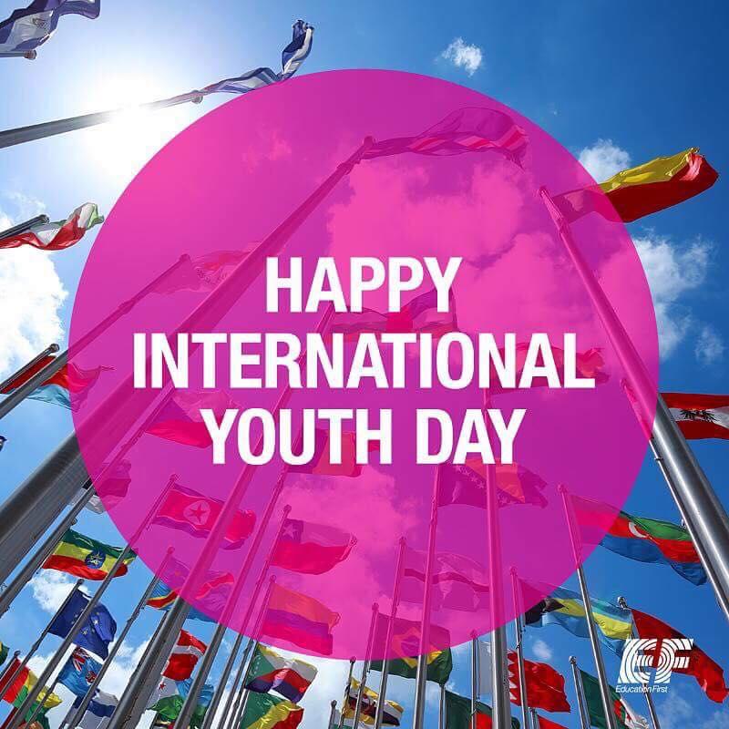 Кржалоски: Ние младите имаме потенцијал, сила и храброст да ги менуваме старите навики и пракси, а имаме и моќ да ја насочуваме иднината во позитивна насока