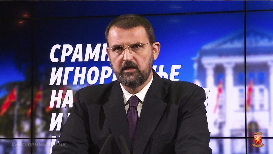 Стоилковски: Царовска мора да си замине од ресорот кој го претвори во министерство за негрижа и за партиски вработувања