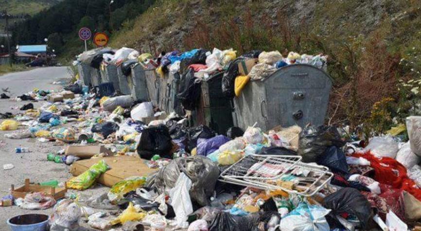 ФОТО: Попова Шапка како депонија