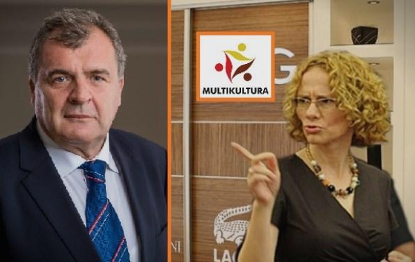 ВИДЕО: Шекеринска и Шапуриќ фатени на дело- 400.000 за фантом невладина