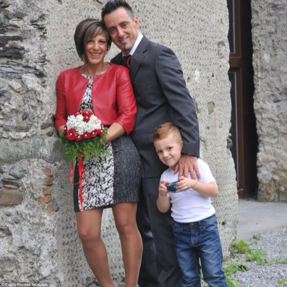 ФОТО: Ова е тричленото семејство кое тргнало на одмор, а загина во Џенова