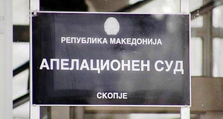 """Апелација одлучува по жалбата на Груевски за """"Тенк"""", ново рочиште за Јанкулоска"""