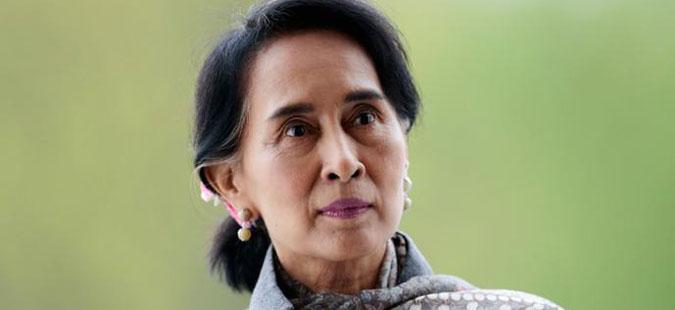 Нема да и биде одземена Нобеловата награда за мир на Аунг Сан Си Чи