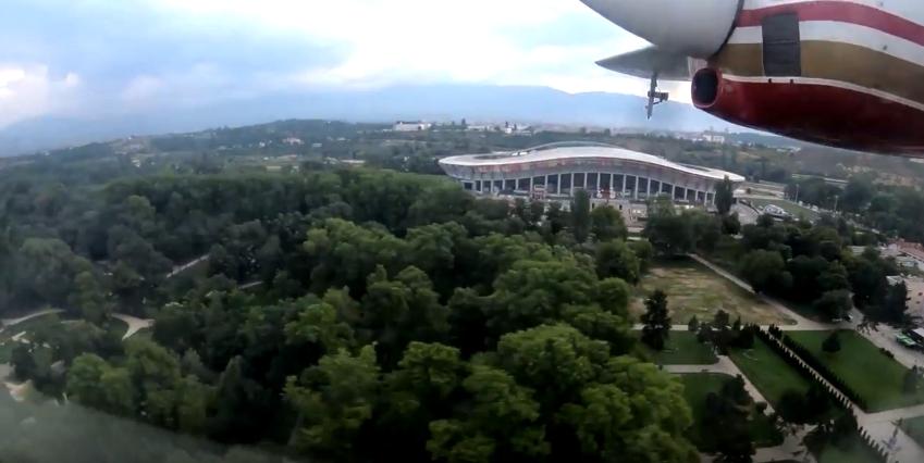 Град Скопје призна дека е објавено погрешно видео
