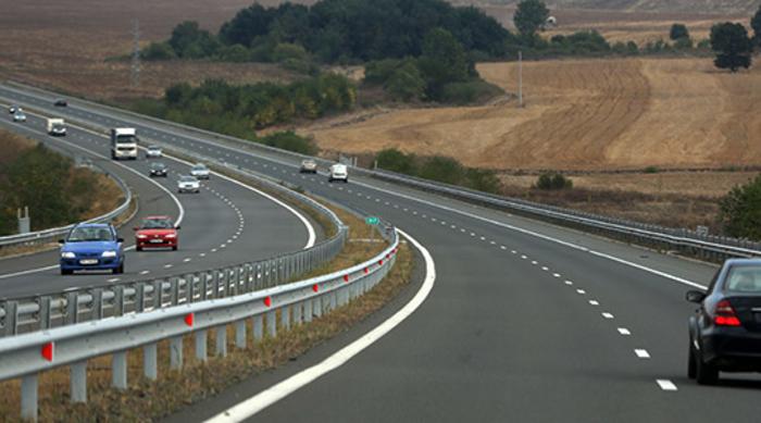 Дел од автопатот Миладиновци – Штип затворен за сообраќај