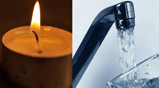Без струја повеќе делови во скопско, без вода корисници од Кисела Вода
