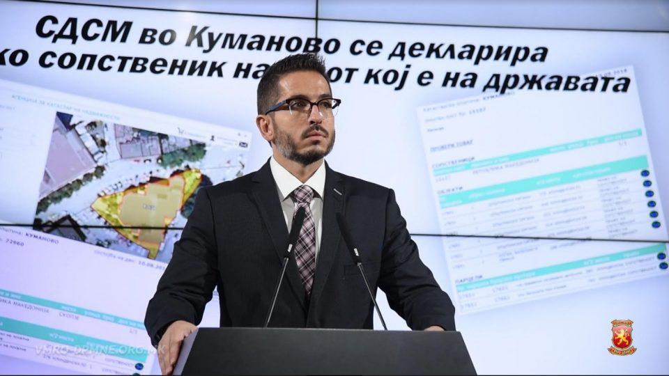 Божиновски до Димитриевски и Спасовски: Народот ќе ве 'испере' и двајцата!