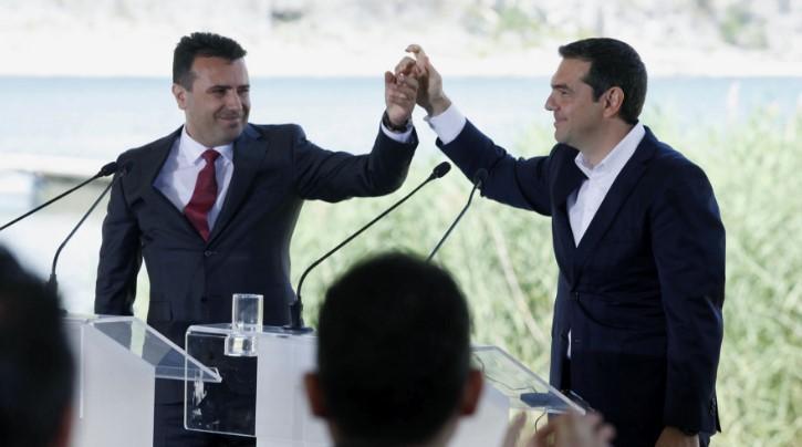 Власта со договорот со Грција го менува институционалниот идентитет, со тоа се губи целокупниот идентитет надржавата и нацијата