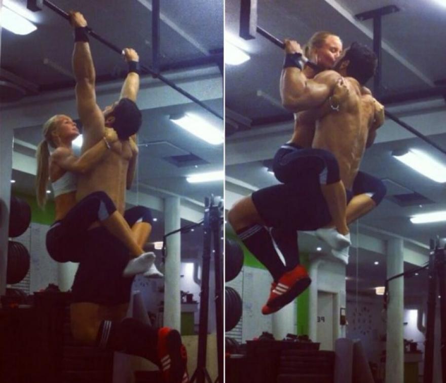 Дали вежбањето со девојката дава подобри резултати?