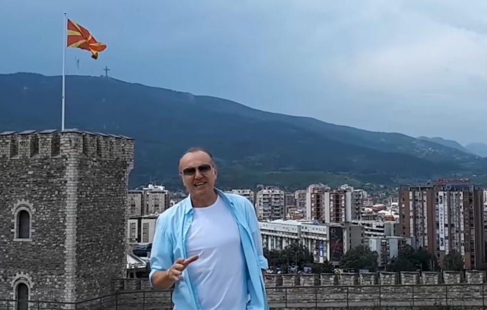 Светска промоција: Погледнете го новиот спот на Дарио
