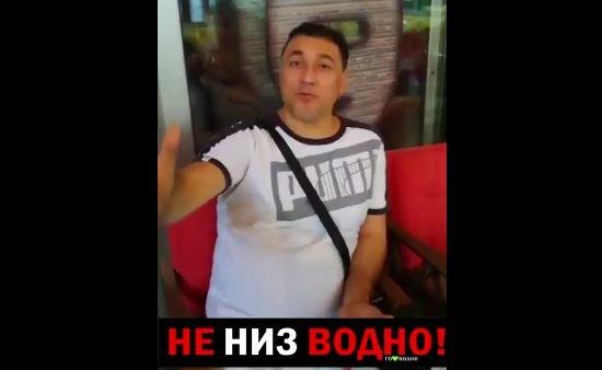 Дарко Панчев: Да го спасиме Водно! (ВИДЕО)