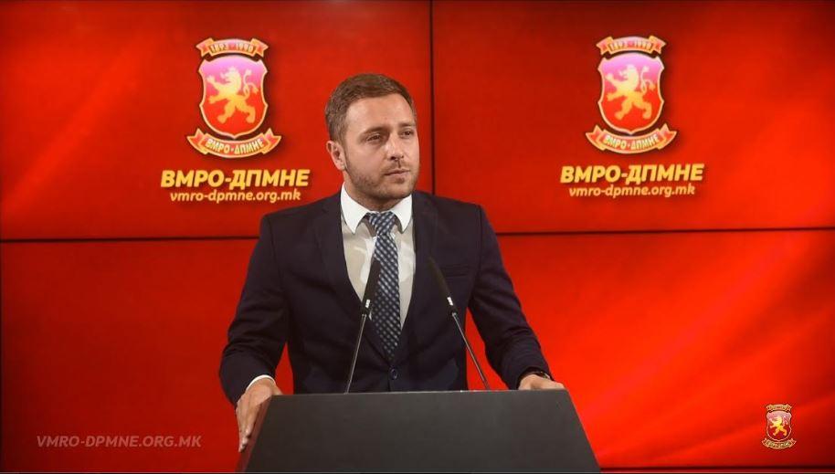 Арсовски: Министерството за финансии се задолжи за нови 6,6 милиони евра