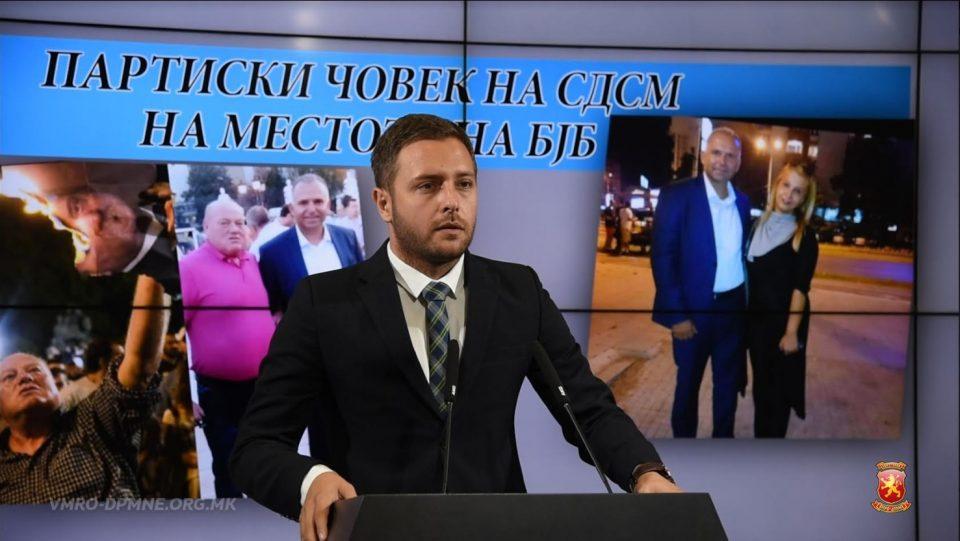 Арсовски: Најголемо достигнување на Тасевски е што каубојски пукаше во Собранието, каде според Правилникот не смееше да носи пиштол