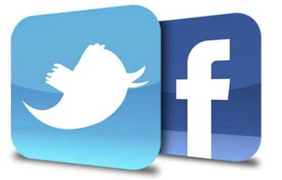 Фејсбук и Твитер бришат профили