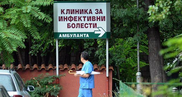 На инфективните одделенија во земјава се лекуваат 414 пациенти