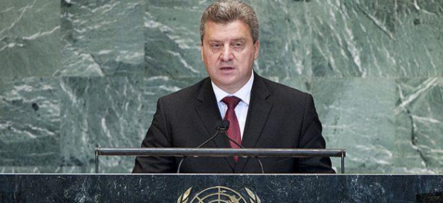 Претседателот Иванов нема да гласа на референдумот