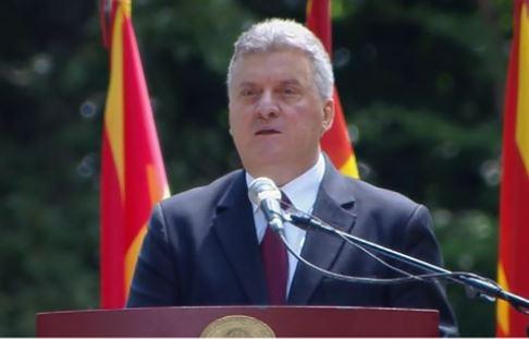 Иванов: Република Македонија не е приватна сопственост за некој да тргува со неа