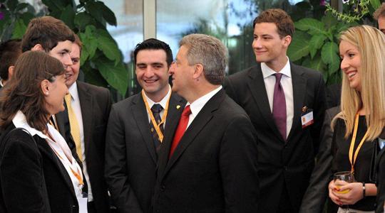 Почнува 9. Школа за млади лидери на претседателот Иванов