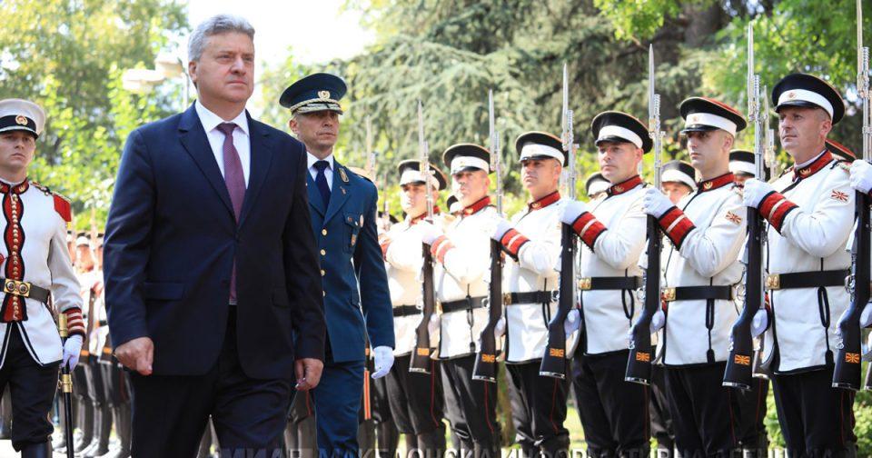 Иванов: АРМ де факто е во НАТО