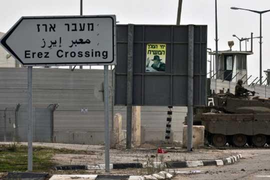 Израел ќе отвори граничен премин со Газа по затишјето на судирите со Хамас