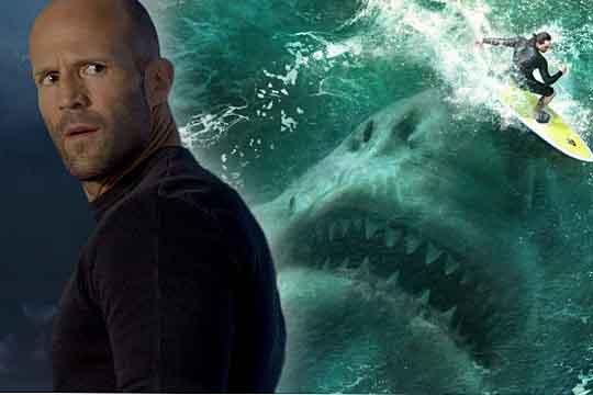 """ФХ3Х дел од ефектите на """"Мег""""- ајкулата чудовиште"""