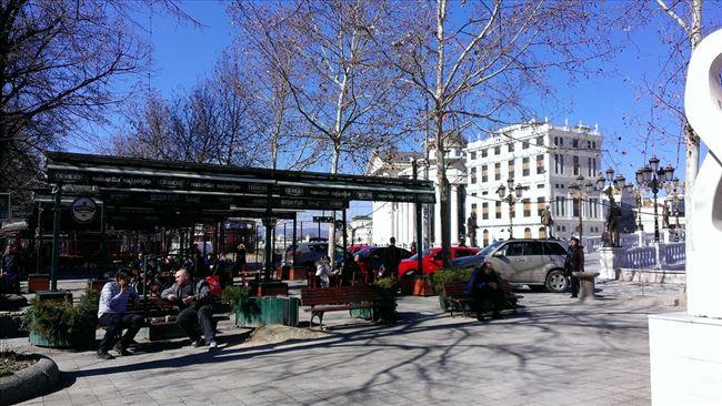 Одреден 30 дневен притвор: Маж заработи кривична пријава за убиство во центарот на Скопје