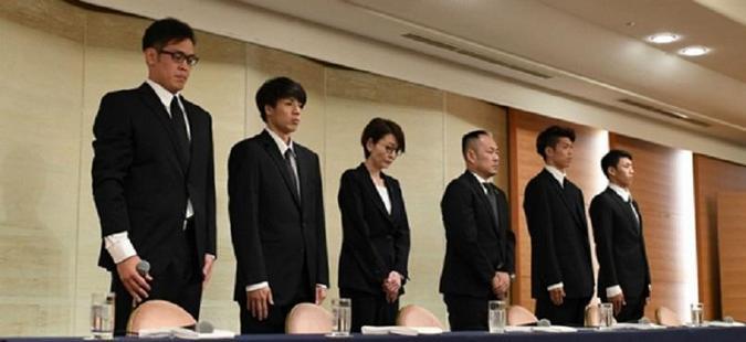 Едногодишни суспензии за јапонските кошаркари вмешани во скандалот со проститутки