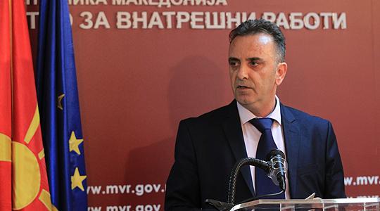 По скандалот со службеното возило во Грција, дирекоторот на БЈБ Велковски разрешен од функцијата