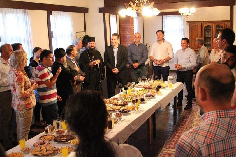 Ѓорчев од Лешок: Македонскиот народ е силно поврзан кон своите традиции