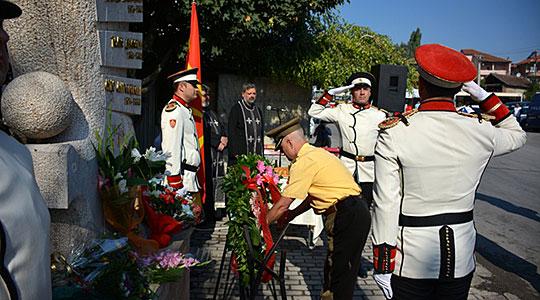 Седумнаесет години од загинувањето на бранителите кај Љуботенски Бачила