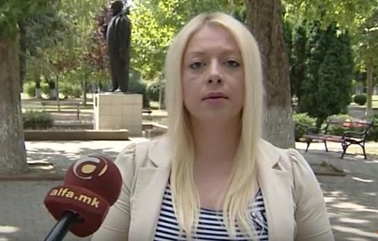 """Андоновска: Ќе понуди ли власта """"бел план"""", или ќе не убедува дека се е розево!?"""