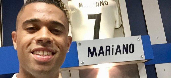 """ОФИЦИЈАЛНО: Маријано Дијаз е новата """"седумка"""" на Реал Мадрид"""