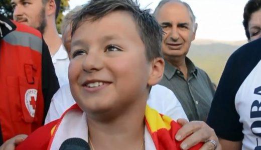 Првата изјава на Марко кој го преплива Охридско Езеро: Беше лесно (ВИДЕО)