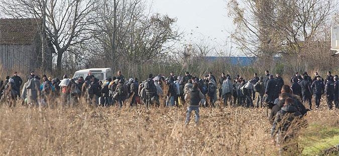 Двајца мигранти се пронајдени мртви во шума во Хрватска
