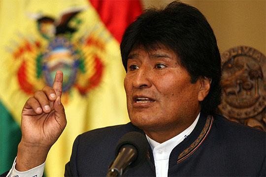 Моралес во убедливо водство на изборите во Боливија