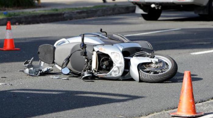 Тешко повреден мотоциклист од Берово
