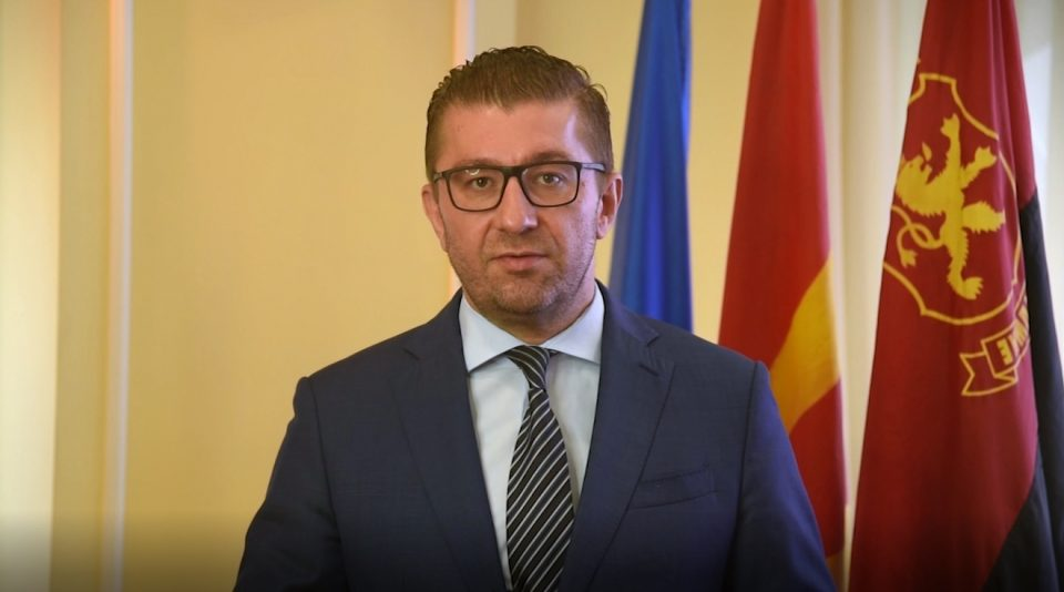 """Mицкоски за """"МКД.мк"""": Јавноста треба да престане да се занимава со ВМРО-ДПМНЕ, на ред се СДСМ и Заев"""