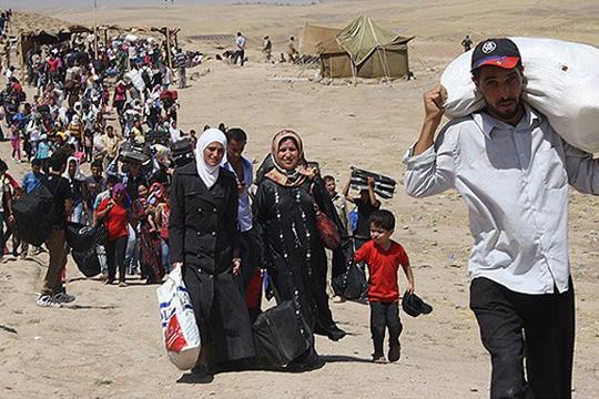 ОН стравува од 800.000 бегалци