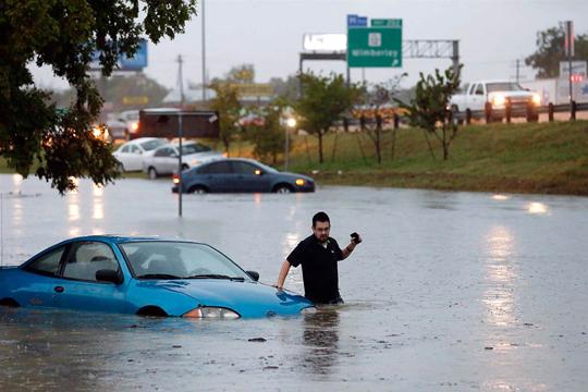Пенсилванија погодена од поплави