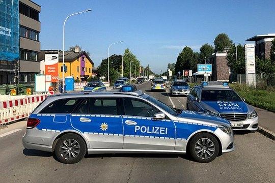 Германската полиција спровела рација во џамија во Берлин