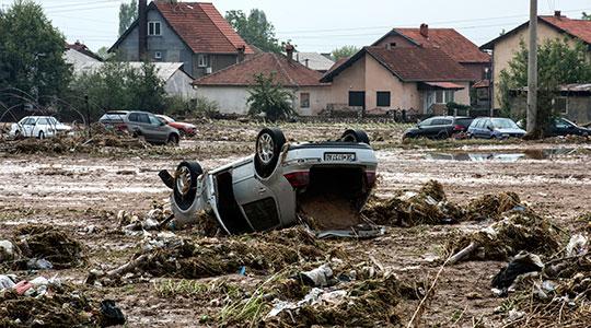 Две години од поплавите во кои загинаа 22 лица: Невремето му донесе огромна трагедија на Скопје, никогаш да не ни се повтори!
