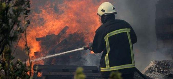 Детали за пожарот во затворот Шутка
