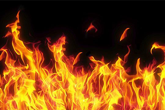 Пожар во куќа во пехчевско, нема повредени