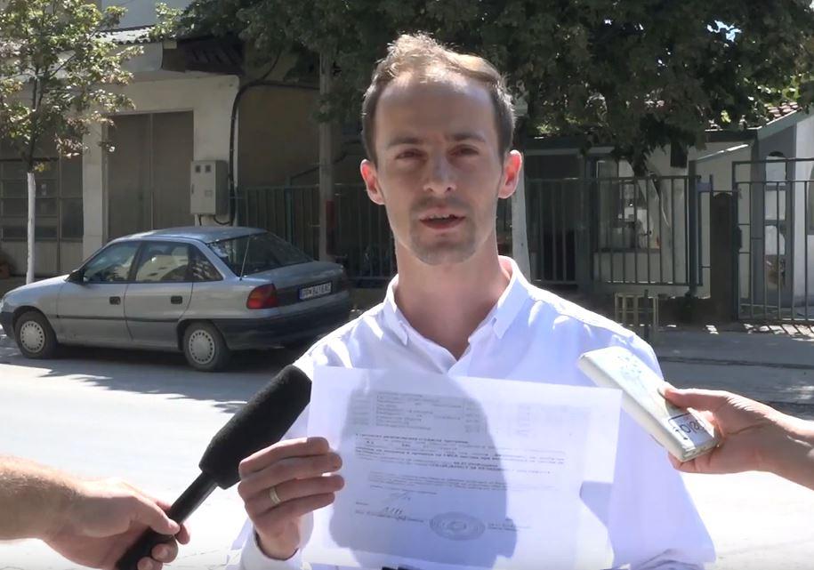 ОК на ВМРО-ДПМНЕ Прилеп  ќе поднесе кривична пријава против градоначалникот Илија Јованоски и директорот Ѕвонко Јованоски за злоупотреба на службена положба и овластување